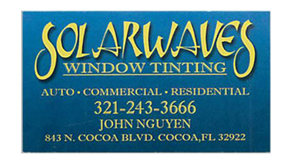 Solarwaves Window Tinting